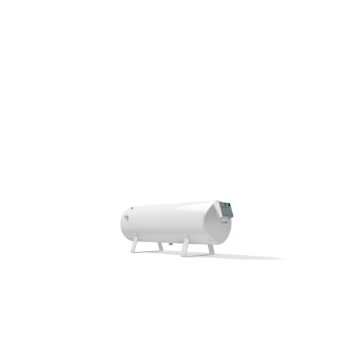 Pressure vessel 50 litre horizontal 16 bar